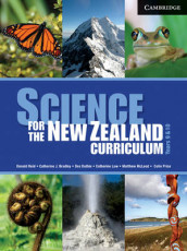 Science for the New Zealand Curriculum Years 9 and 10 av Catherine Bradley, Des Duthie, Catherine Low, Matthew McLeod, Colin Price og Donald Reid (Heftet)