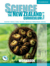 Science for the New Zealand Curriculum Year 9 Workbook and CD-ROM av Catherine Bradley, Des Duthie, Catherine Low, Matthew McLeod, Colin Price og Donald Reid (Ukjent)