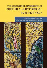 Omslag - The Cambridge Handbook of Cultural-Historical Psychology