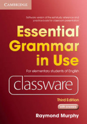 Essential Grammar in Use Elementary Level Classware DVD-ROM with answers av Raymond Murphy (DVD-ROM)