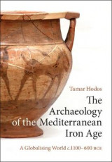 Omslag - The Archaeology of the Mediterranean Iron Age