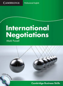 International Negotiations Student's Book with Audio CDs (2) av Mark Powell (Blandet mediaprodukt)