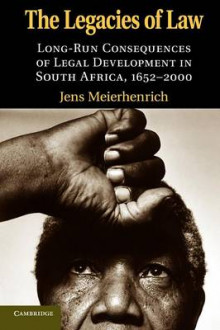 The Legacies of Law av Jens Meierhenrich (Heftet)