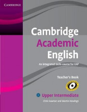 Cambridge Academic English B2 Upper Intermediate Teacher's Book av Martin Hewings og Chris Sowton (Heftet)