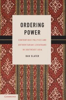 Ordering Power av Dan Slater (Heftet)