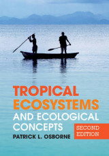 Omslag - Tropical Ecosystems and Ecological Concepts