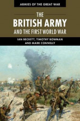 Omslag - The British Army and the First World War