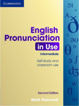 Omslag - English Pronunciation in Use Intermediate with Answers, Audio CDs (4) and CD-ROM