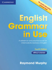 English Grammar in Use Book without Answers av Raymond Murphy (Heftet)