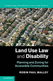 Land Use Law and Disability av Robin Paul Malloy (Innbundet)