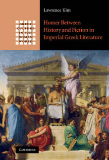 Homer Between History and Fiction in Imperial Greek Literature av Kim Lawrence (Innbundet)