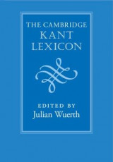 Omslag - The Cambridge Kant Lexicon