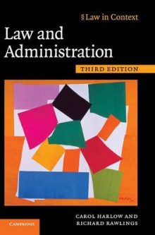 Law and Administration av Carol Harlow og Richard Rawlings (Innbundet)
