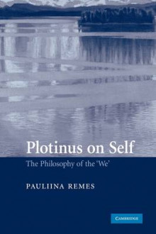 Plotinus on Self av Pauliina Remes (Heftet)