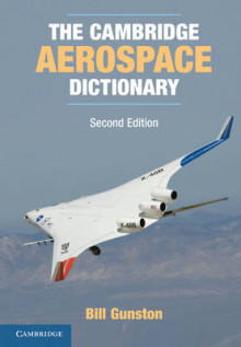 The Cambridge Aerospace Dictionary av Bill Gunston (Heftet)