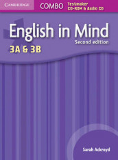 English in Mind Levels 3A and 3B Combo Testmaker CD-ROM and Audio CD av Sarah Ackroyd (Blandet mediaprodukt)