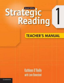 Strategic Reading Level 1 Teacher's Manual: Level 1 av Kathleen O'Reilly (Heftet)