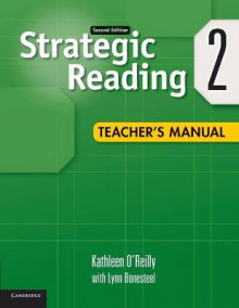 Strategic Reading Level 2 Teacher's Manual: Level 2 av Kathleen O'Reilly (Heftet)