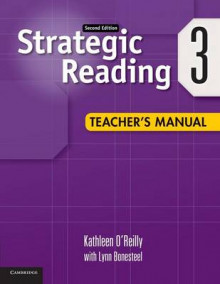 Strategic Reading Level 3 Teacher's Manual: 3 av Kathleen O'Reilly (Heftet)