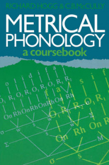 Metrical Phonology av Richard Hogg og C.B. McCully (Heftet)