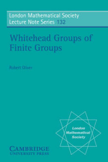 Whitehead Groups of Finite Groups av Robert Oliver (Heftet)