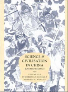 Science and Civilisation in China: Volume 6, Biology and Biological Technology, Part 3, Agro-Industries and Forestry av Joseph Needham, Christian Daniels og Nicholas K. Menzies (Innbundet)