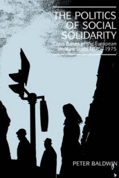 The Politics of Social Solidarity av Peter Baldwin (Heftet)