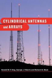 Cylindrical Antennas and Arrays av George J. Fikioris, Ronold W. P. King og Richard B. Mack (Innbundet)