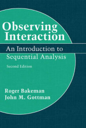 Observing Interaction av Roger Bakeman og John M. Gottman (Innbundet)