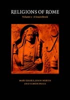 Religions of Rome: Volume 2, A Sourcebook: Sourcebook v.2 av Mary Beard, John North og Simon Price (Heftet)