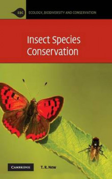 Insect Species Conservation av Tim R. New (Innbundet)