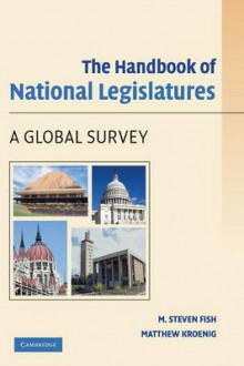 The Handbook of National Legislatures av M. Steven Fish og Matthew Kroenig (Innbundet)