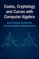 Omslag - Codes, Cryptology and Curves with Computer Algebra