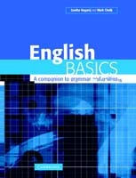 Omslag - English Basics International Edition