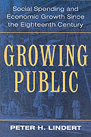 Growing Public: Volume 1, The Story av Peter H. Lindert (Heftet)
