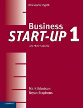 Business Start-Up 1 Teacher's Book av Mark Ibbotson og Bryan Stephens (Heftet)