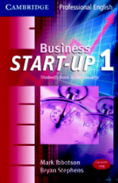 Business Start-Up 1 Audio Cassettes av Mark Ibbotson og Bryan Stephens (Lydkassett)