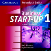 Business Start-Up 1 Audio CD Set (2 CDs) av Mark Ibbotson og Bryan Stephens (Lydbok-CD)