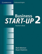 Business Start-up 2 Teacher's Book av Mark Ibbotson og Bryan Stephens (Heftet)