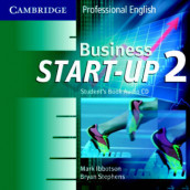 Business Start-Up 2 Audio CD Set (2 CDs) av Mark Ibbotson og Bryan Stephens (Lydbok-CD)
