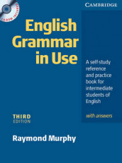 English Grammar In Use with Answers and CD ROM av Raymond Murphy (Heftet)