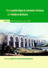Omslag - The Cambridge Economic History of Modern Britain 3 Volume Paperback Set: v.1-3