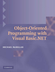 Object-Oriented Programming with Visual Basic.NET av Michael McMillan (Heftet)