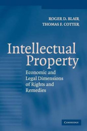 Intellectual Property av Roger D. Blair og Thomas F. Cotter (Heftet)