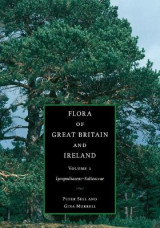 Omslag - Flora of Great Britain and Ireland: Volume 1, Lycopodiaceae - Salicaceae
