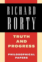 Truth and Progress av Richard Rorty (Heftet)