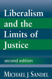 Liberalism and the Limits of Justice av Michael J. Sandel (Innbundet)
