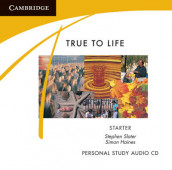 True to Life Starter Personal study audio CD: Starter av Simon Haines og Stephen Slater (Lydbok-CD)