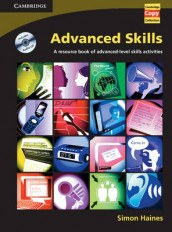 Advanced Skills Book and Audio CD Pack av Simon Haines (Blandet mediaprodukt)
