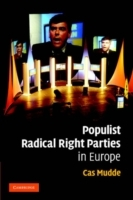 Populist Radical Right Parties in Europe av Cas Mudde (Heftet)